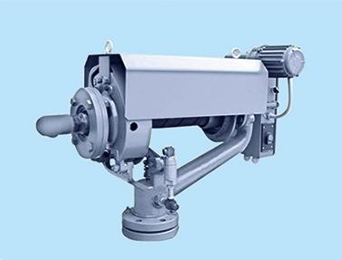 IV-型固定式电动旋转吹灰器